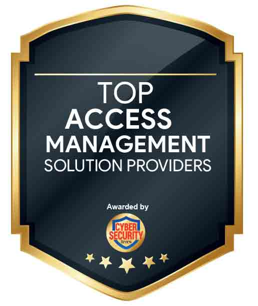 Top 10 Access Management Solution Companies - 2021